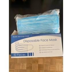 Masques chirurgicaux (50...